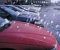 Don't cave in to hail damage: protect your car and home during a hailstorm!
