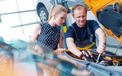 Visiting the mechanic? Be Prepared…