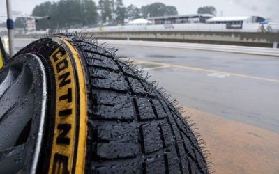 THE EFFECTS OF HEAT AND RAIN ON THE PERFORMANCE OF TIRES