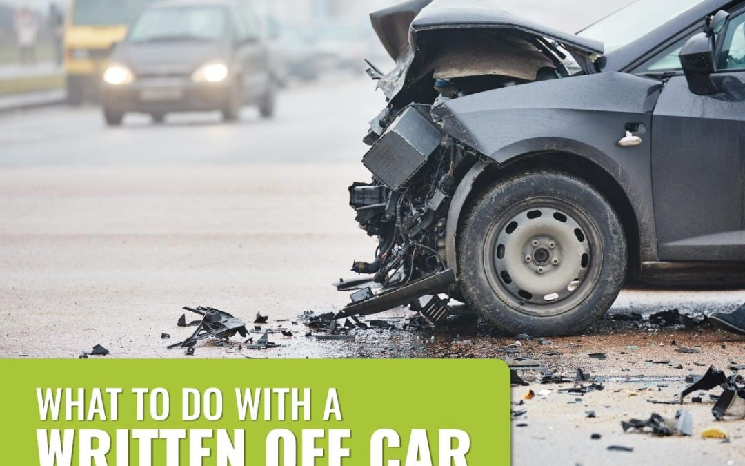 Car Insurance Write-Offs Explained