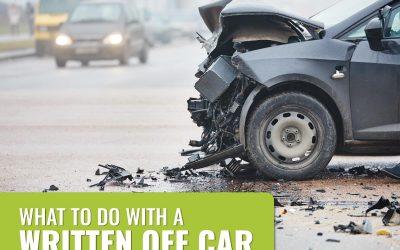 Car Insurance Write-Offs Explained