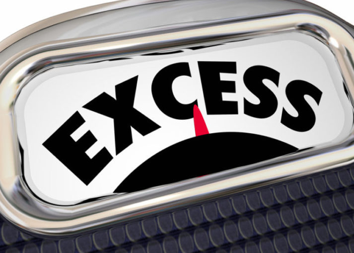 Excess Explained …..